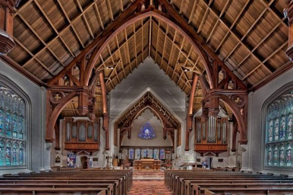 St. John's Episcopal Cathedral, Jacksonville, Florida.