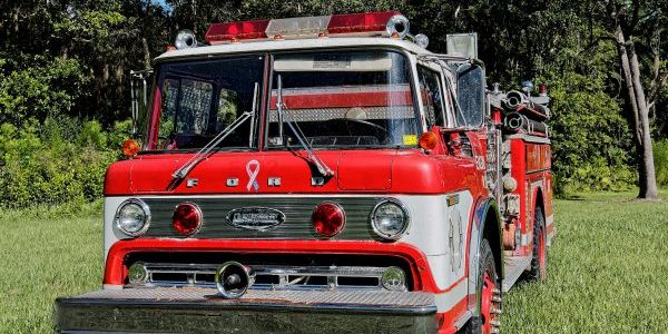 1970's Ford Firetruck